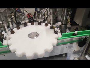 pieni nestemäisen pullon täyttökone