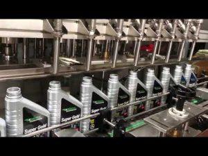 täysi automaattinen mäntävoiteluöljyöljyöljyn täyttölaitelinja