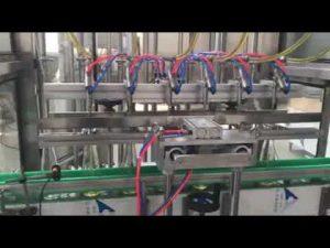 automaattinen keittoöljy, hunaja, hillo, shampoon nesteitäyttöinen korkkikone