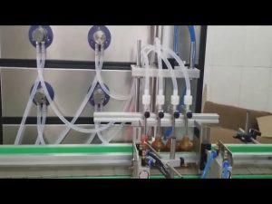 auto 10ml 30ml 60ml 100ml pullo kosmeettinen täyttö kone nesteille