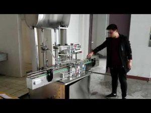 kosmeettinen täyttö kone, automaattinen mäntäpasta nestemäinen saippua täyttö kone
