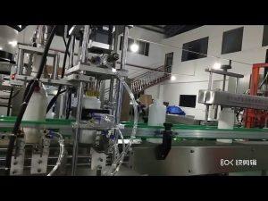 nestemäisten aminohappolannoitteiden täyttökone