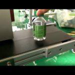 työpöydätarramerkintälaite muovisille vesipulloille
