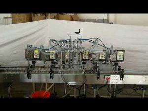 pieni automaattinen vaihdepumppu pullosaippuan nesteen täyttökoneen hinta