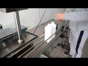 taloudellinen automaattinen mäntämoottorin öljypohjainen täyttökone