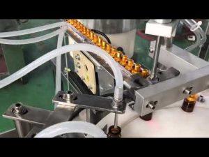 automaattinen 5–30 ml: n lasipisarointi pienen pullon silmätippupullo e nesteitäyttöinen korkkikone