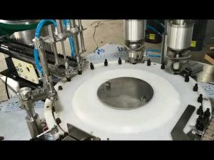 täysautomaattinen pienen määrän eteerisen öljyn täyttörajoituskone