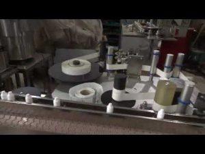 automaattinen pullonpesu täyttö korkki koneen silmätipat täyttää tuotantolinja