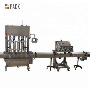Desinfioi geelitäyttö kone