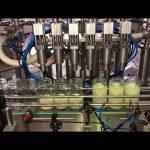 kuuma myynti automaattinen kasvisruokaöljyn täyttö kone