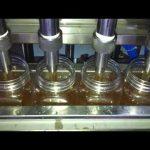 Tehtaan suoramyynti täysin automaattinen nestemäisen pesuainepullon täyttö kone
