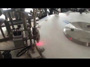 automaattinen 30-50 rpm mini-kynsilakkapullon täyttökone