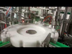 korkealaatuinen yrtti 30ml e nestemäinen pullo täyttö korkki kone