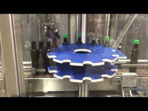 ropp alumiininen kierrekorkki automaattinen korkki sulkeminen lasipullo