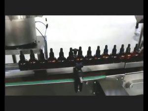 automaattinen kynsilakka hajusteiden silmätippoja juoma täyttö korkki kone