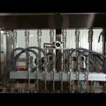 tehtaan suoramyynti lineaarimäntä nestemäinen kastike mausteet pullon täyttö korkki kone