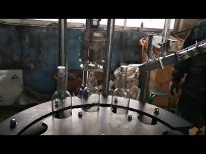 kaupallinen automaattinen alumiininen ropp-korkin korkki- ja sinetöintikone