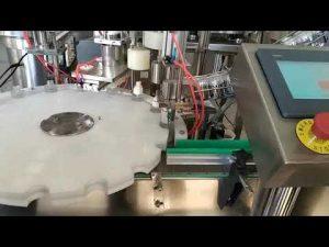 Kiina tukkuhappopullojen nesteitäyttöinen kone