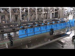 automaattinen käsipuhdistusaineen nestesaippuan täyttö kone mäntä pullon täyttö kone