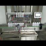 automaattinen viskoosin nestepastapullojen täyttölaite nestemäiselle saippualle, vartalovoidelle, shampoolle