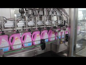 automaattinen syötävä öljy, oliiviöljy, pesuainepullo shampoopullojen täyttö kone