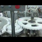 tehdashinta oraalinen nestemäinen muovinen ampulli automaattinen täyttötiiviste