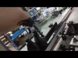 automaattinen suoraviivainen lasipullo alumiininen korkki ropp korkki kone
